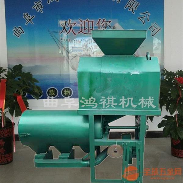 兴安县筛糠出米磨粉机玉米糁加工设备