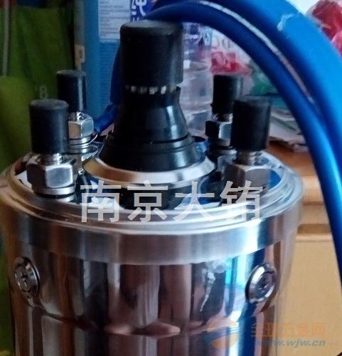 原装进口全不锈钢潜水电机
