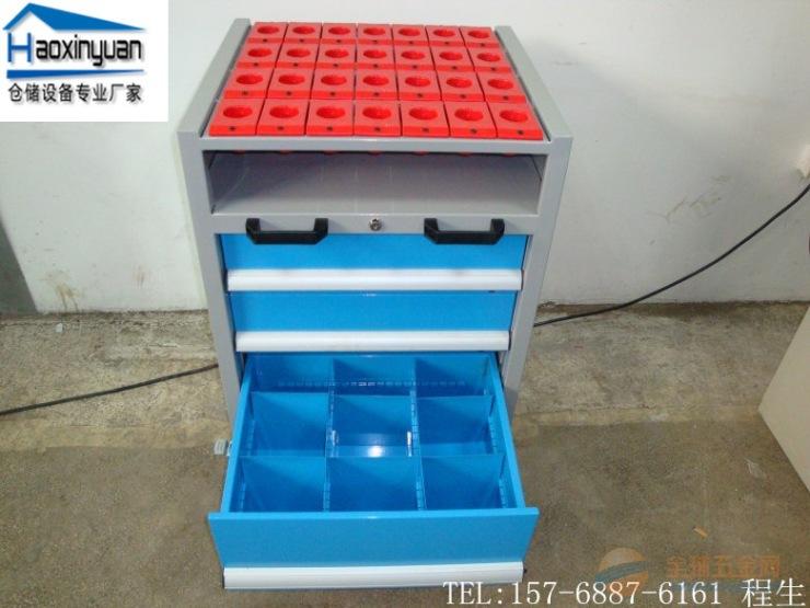 简易刀具整理车生产商-广州BT50抽屉式刀具车价格