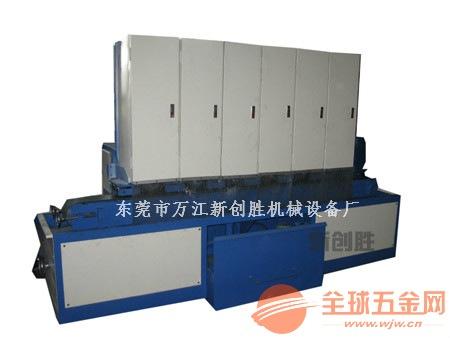 铁板自动磨光机