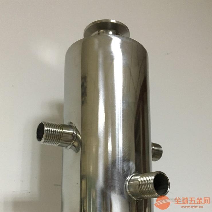 定制非标不锈钢管件 不锈钢连接件 给、排水不锈钢管