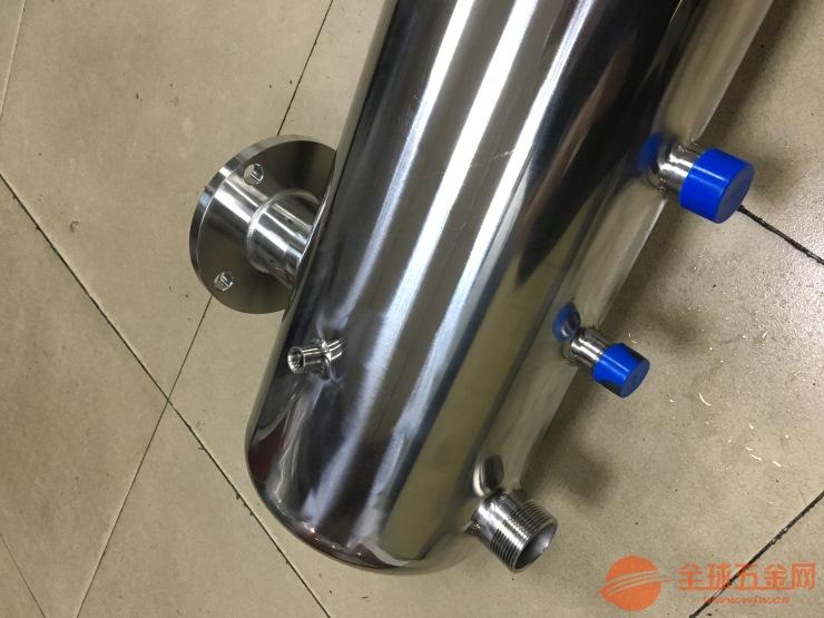 不锈钢混水罐 去耦罐 耦合罐 水力分压器