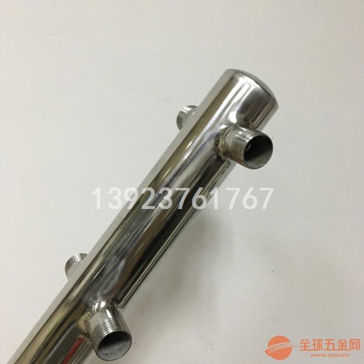 南宁不锈钢分水器厂家价格 不锈钢分水器厂价直销