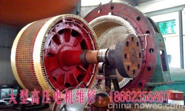 天津高压电机维修,天津直流电机维修