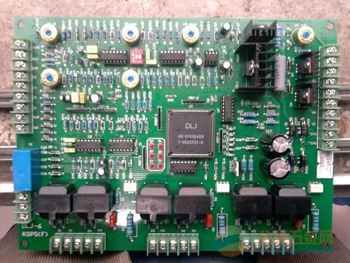 DLG-6型中频炉控制板 西安中频炉控制板
