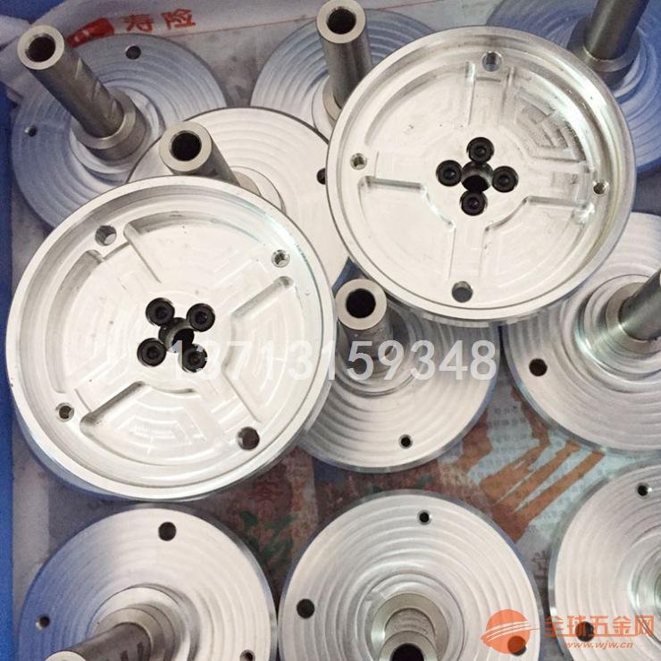 高精密铜铝CNC精雕加工 散热片CNC钻孔攻牙加工 铸铝电脑锣加工