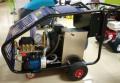 工业级高压清洗机500bar压力 管道疏通 铸件除锈