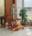 单人操作升降机酒店6米升降云梯