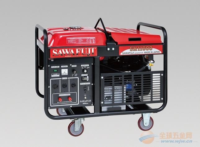 供应泽藤SAWAFUJI本田汽油发电机 SH6500EX