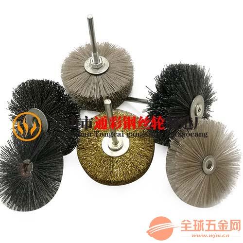温州铜丝轮|铜丝刷价格多少
