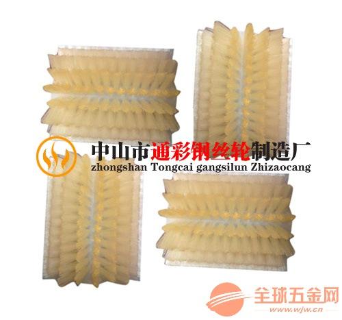 深圳尼龙磨料丝刷厂家