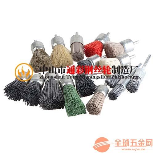 晋城尼龙磨料丝刷生产供应