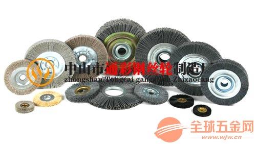 珠海尼龙磨料丝刷生产供应