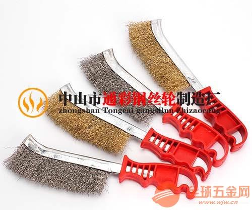 乌鲁木齐去毛刺刷|抛光钢丝刷多少钱