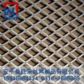 金属菱形网 桥梁防抛网 钢板拉伸网厂家