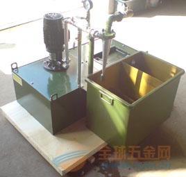 供应江海大流量涡旋分离器主要特点