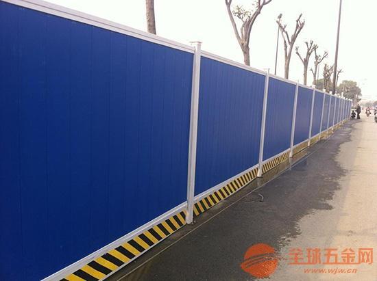 青岛PVC围挡专业制造厂家供货及时可订做