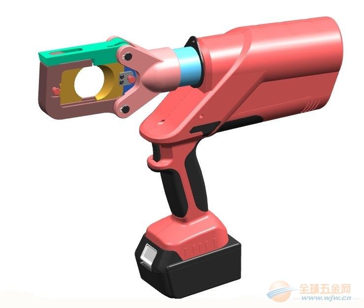 剪切开孔压接三合一全能王充电式液压工具