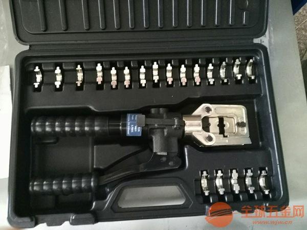 福州手动液压钳压线钳电缆液压钳电工压线钳厂家直供