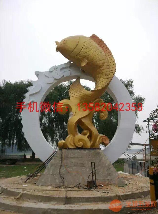 甘肃金鱼不锈钢雕塑 甘肃动物金鱼不锈钢雕塑 甘肃不锈钢雕塑厂家