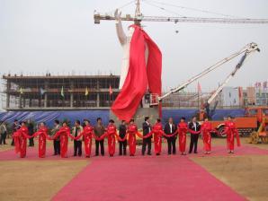 汉白玉毛主席像雕塑