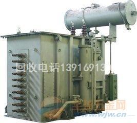 泰州箱式变压器回收,专业收购二手高压电力变压器配电柜