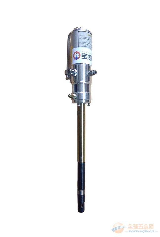 3:1气动抽机油泵