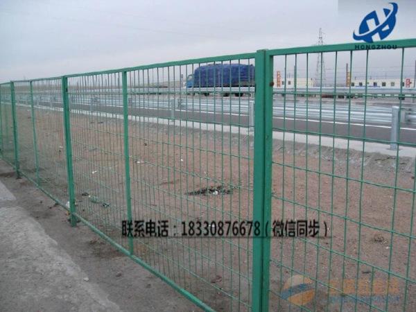 道路防护网价格@道路护栏网优势@公路护栏特点