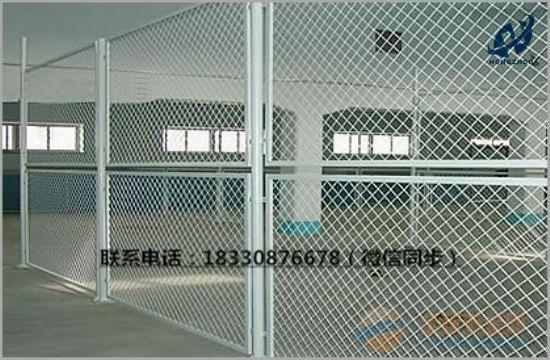 河南车间防护铁丝网价格@车间护栏网厂家@厂房隔离网规格