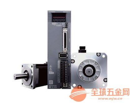 天津河北三菱伺服电机MR-J4-70A+HG-KR7