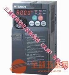 西青北辰三菱变频器FR-E740-11K-CHT安装