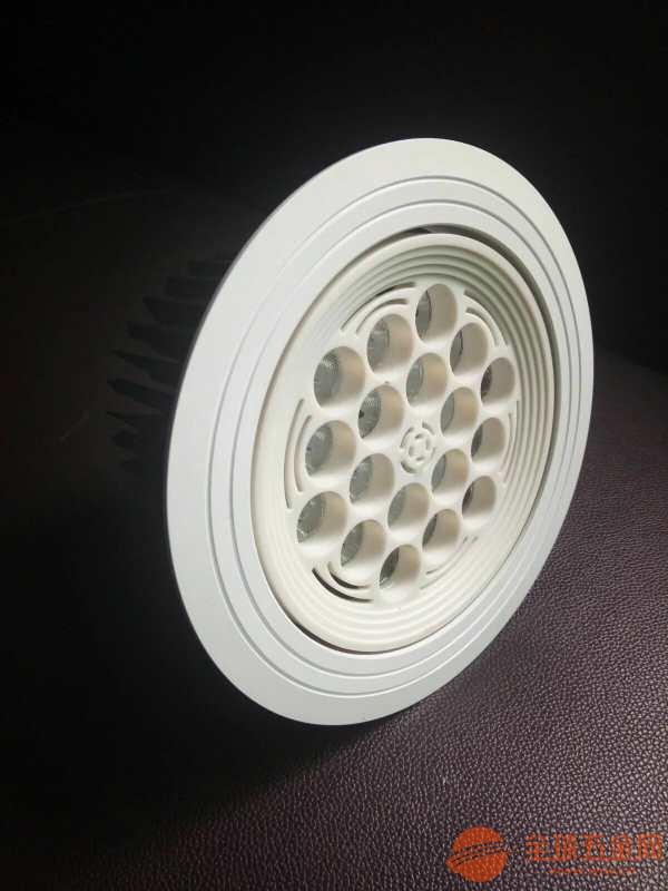 新款防眩光led珠宝灯