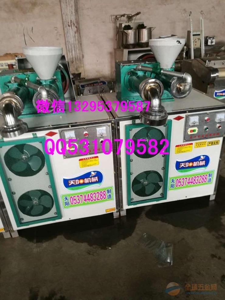 面条米线机杂粮面条机冷面机销售