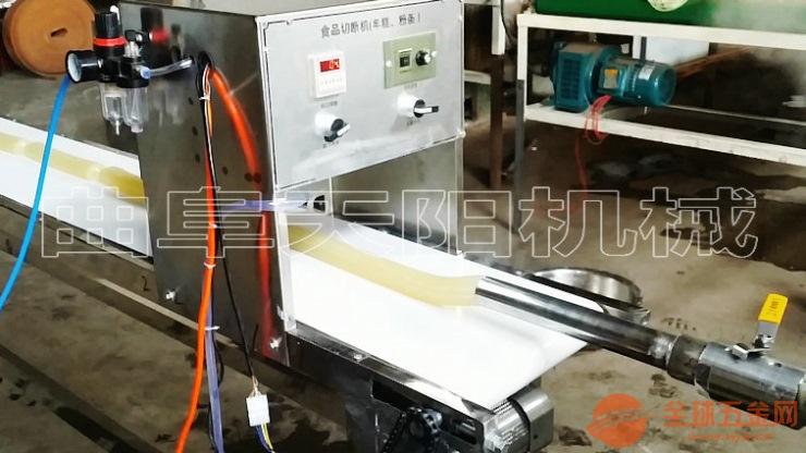 浙江全自动年糕机生产线米豆腐机技术工艺