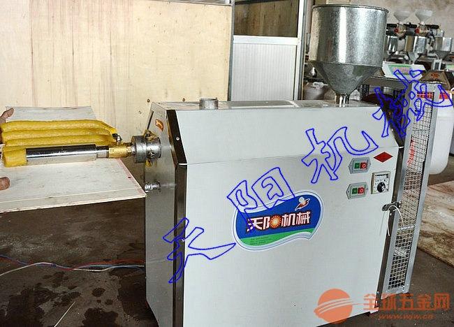 天柱灰碱粑机自熟年糕机糍粑机技术原理