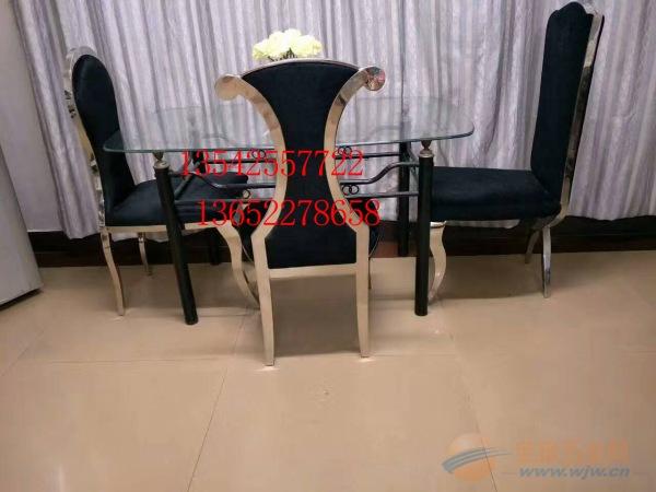 广州不锈钢餐桌椅厂家销售价格合理