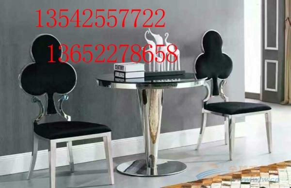 广州不锈钢餐桌椅厂家直营价格低