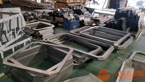 南京不锈钢型材专业厂家品质之选
