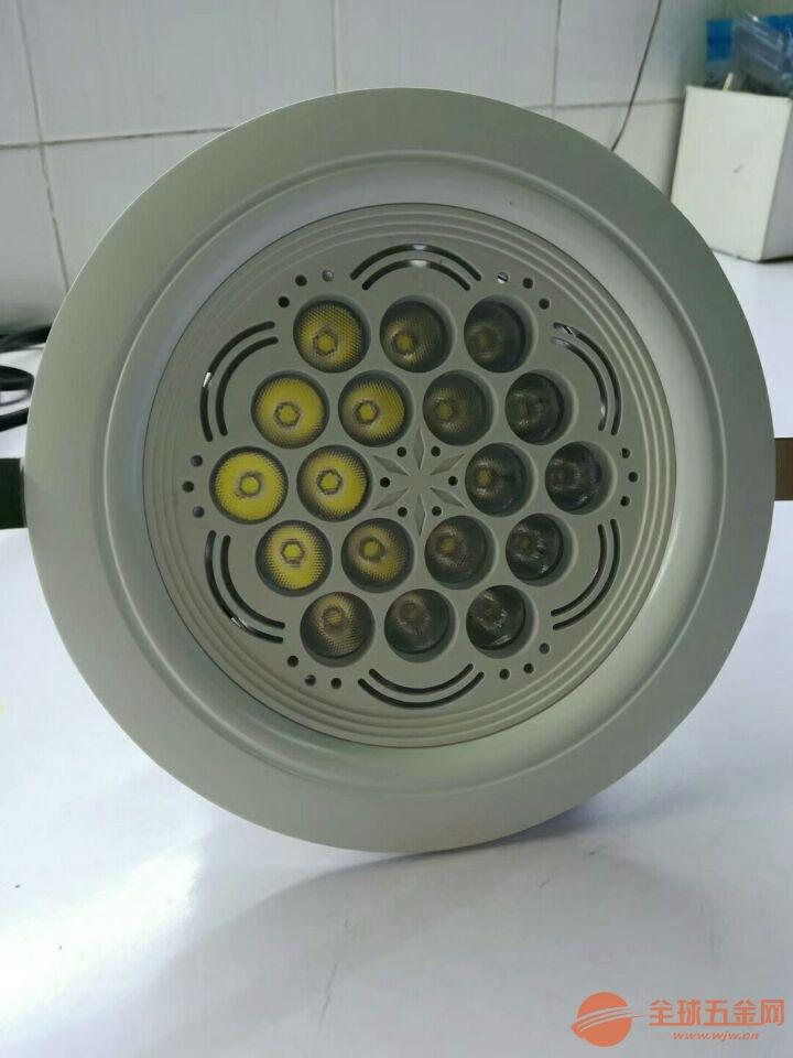 周大福珠宝灯,新款防眩光珠宝灯,18珠防眩光珠宝灯