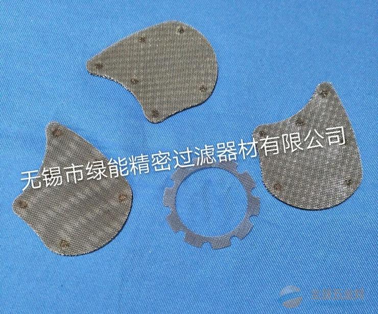 单双层不锈钢过滤网片