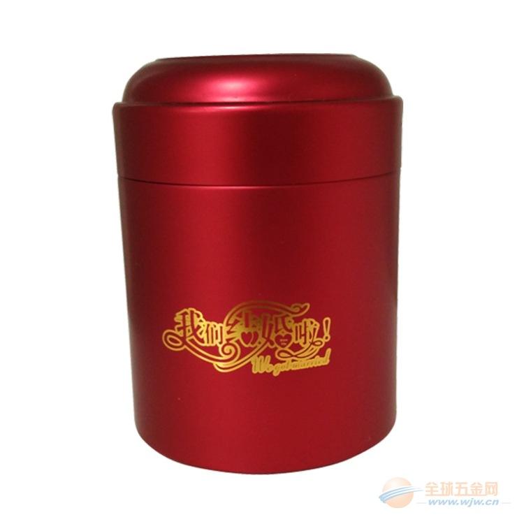 喜糖高端包装婚庆铝罐