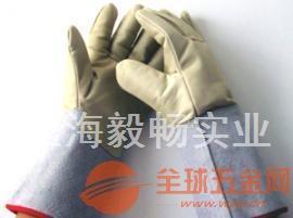 耐低温防液氮防冻手套