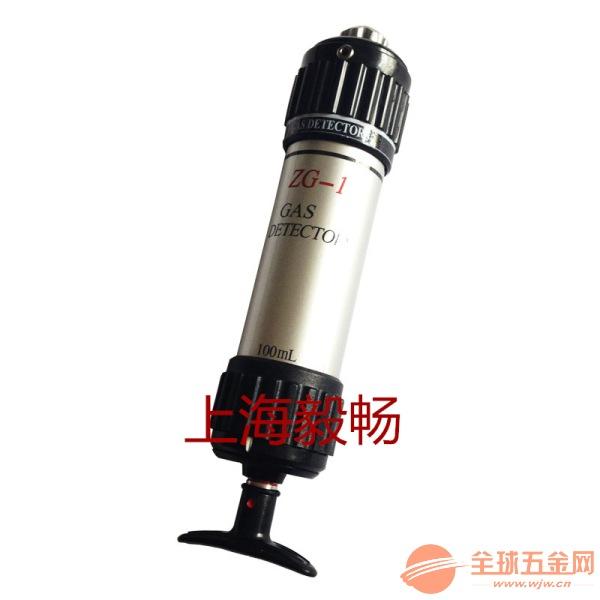 手动气体采样器ZG-1手动气体采样器气体采样泵气体检测管