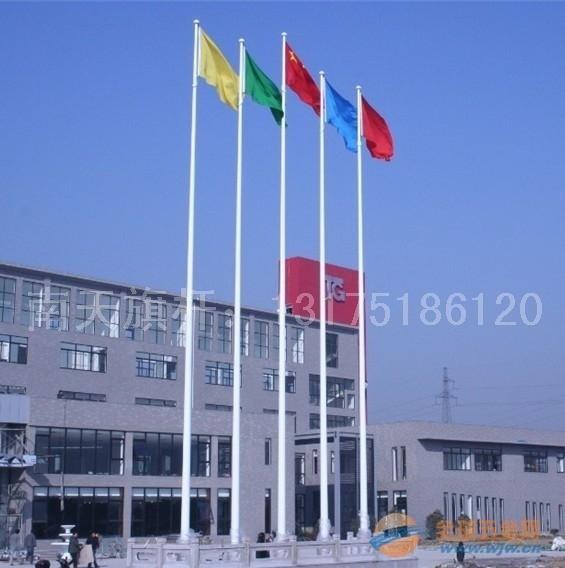 南京生活小区旗杆厂家专业品质服务一流