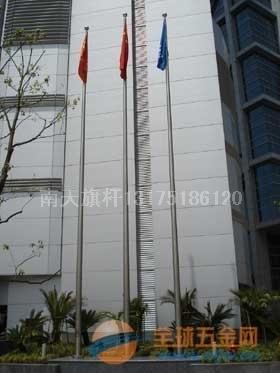 安徽不锈钢锥形旗杆厂家直销品牌保证