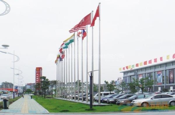 宁波不锈钢旗杆专业制造商品质出众