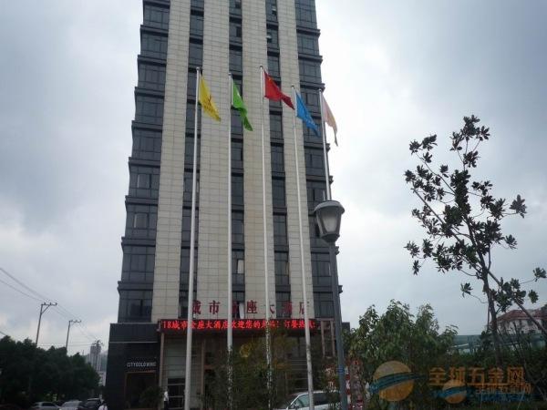 上海地区铝合金旗杆库存丰富价格合理