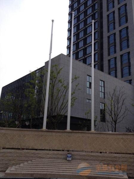 北仑区寺庙不锈钢锥形旗杆欢迎来图定制
