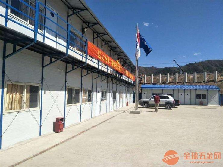 内蒙古赤峰抗风活动房