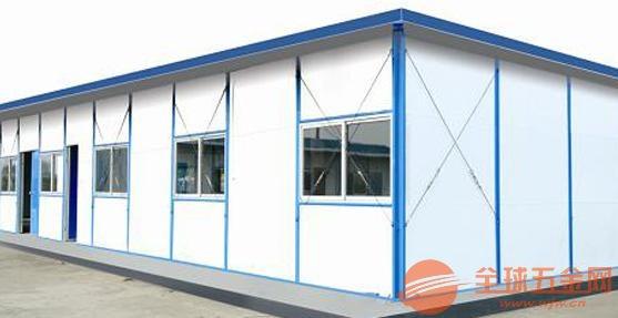 天津宝坻岩棉板彩钢房低价活动房